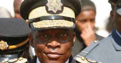 Ex-Police Commissioner General Augustine Chihuri