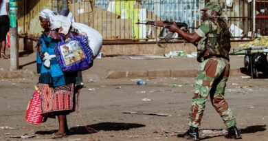 August 1 killings in Zimbabwe