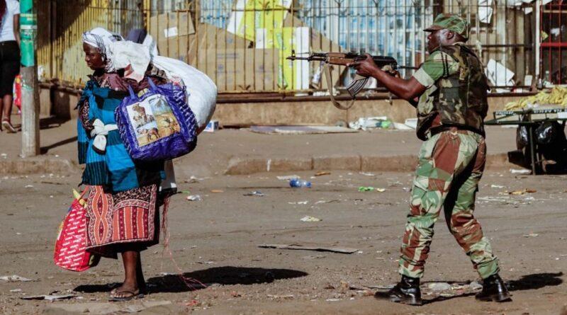 August 1 killings in Zimbabwe