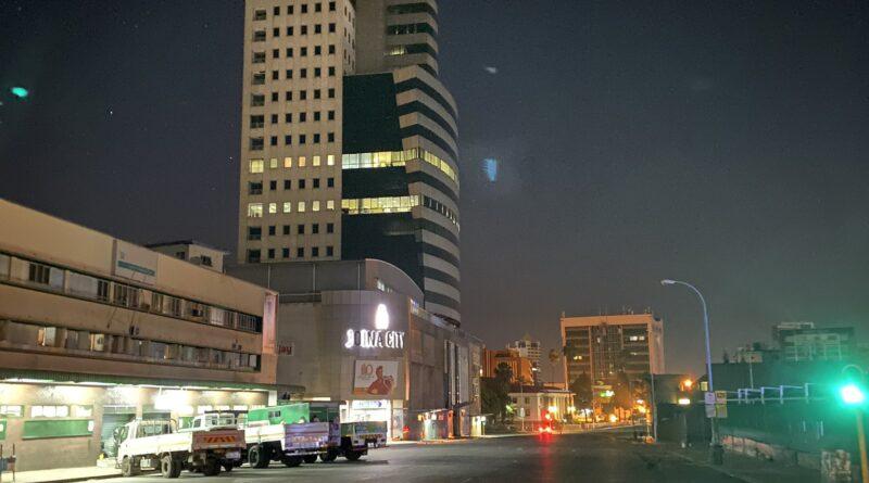 Joina City at Night