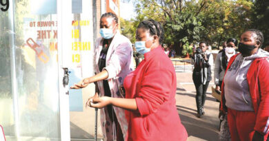 MDC TRIO AT MAGISTRATE'S COURT