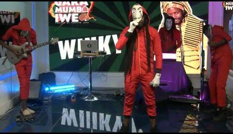 Winky D on Gara Mumba Iwe