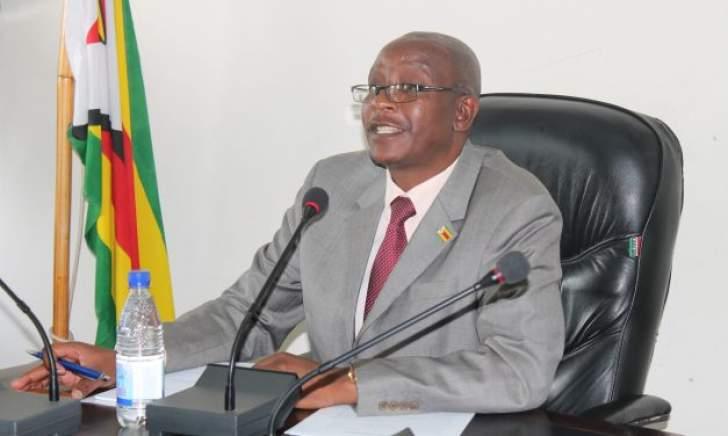 Minister Ziyambi Ziyambi