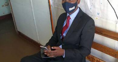 Prince Dubeko Sibanda