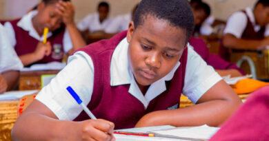 school exam room zimbabwe