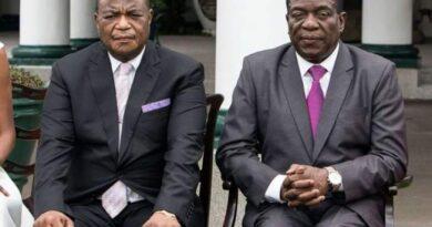 Mnangagwa and Chiwenga face off