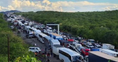 Congestion at Beitbridge border post