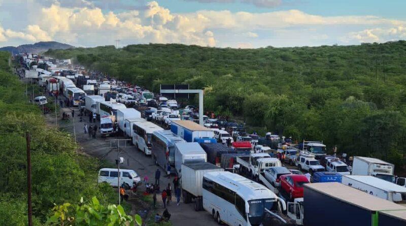Congestion at Beitbridge border post