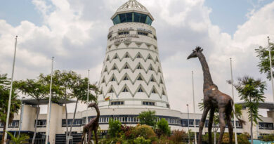 Robert Mugabe International Airport