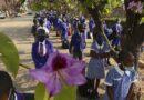 Zimbabwe School Children Social Distancing